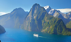 Panoramatour & Kreuzfahrt auf dem Milford Sound