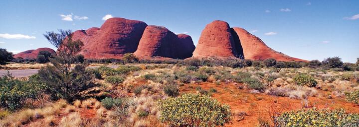 Olgas Northern Territory