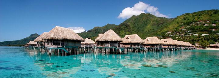 Sofitel Ia Ora Beach Resort Moorea Außenansicht