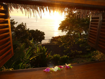 Madagaskar Reisebericht: Sonnenaufgang auf Nosy Be