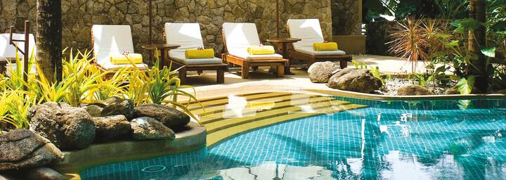 Pool des Centara Villas Phuket