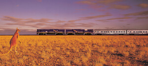 Zugreisen Indian Pacific