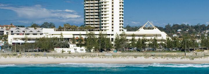 Außenansicht Rendezvous Hotel Perth Scarborough