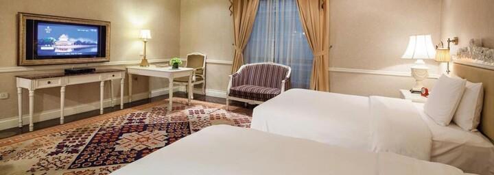 Heritage-Zimmerbeispiel des Beijing Hotel NUO