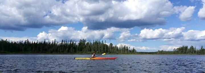 Miminiska Lake - Ontario