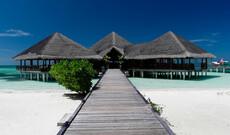 Malediven im Inselresort