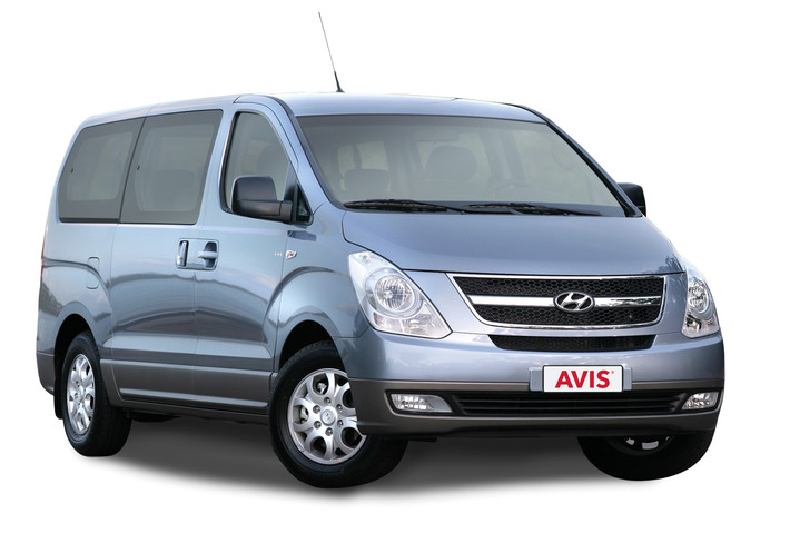 Avis Premium Van Hyundai iMax