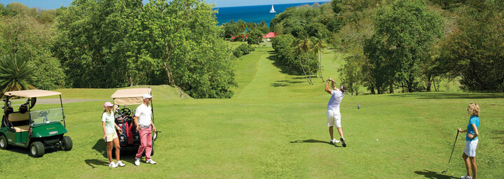 Golfplatz Sandals Regency La Toc Golf Resort & Spa