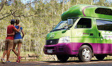 Jucy Camper Australien