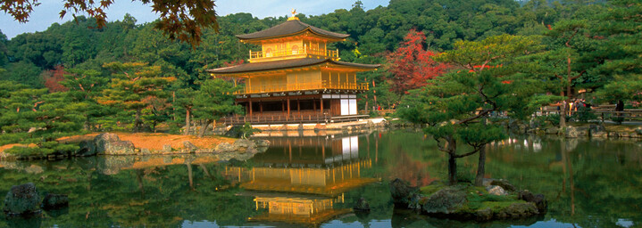 Goldener Pavillon Kyoto