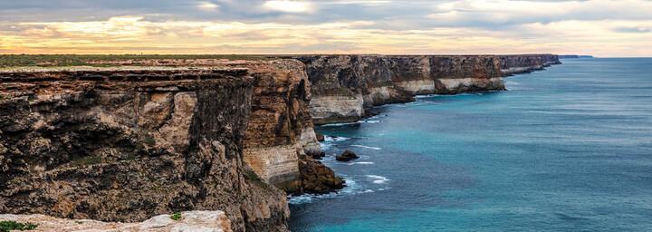 Head of Bight Nullarbor Plain South Australia