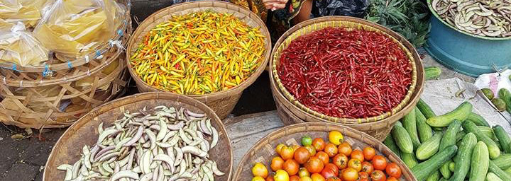 Lombok Reisebericht - Traditioneller Markt
