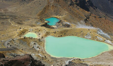 """Tongariro Crossing"""