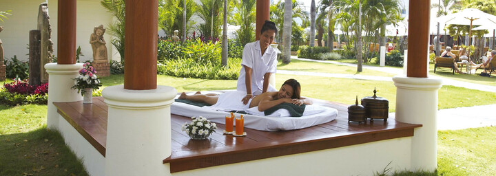 Thaimassage Thai Garden Resort Pattaya