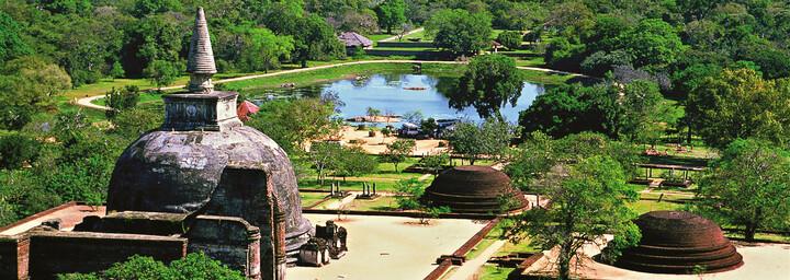 Polonnaruwa Altstadt