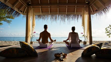 Yoga im Kanuhura - A Sun Resort Maldives