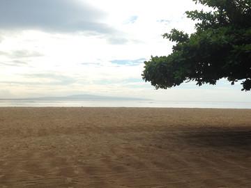 Bali Reisebericht - Seminyak Strand