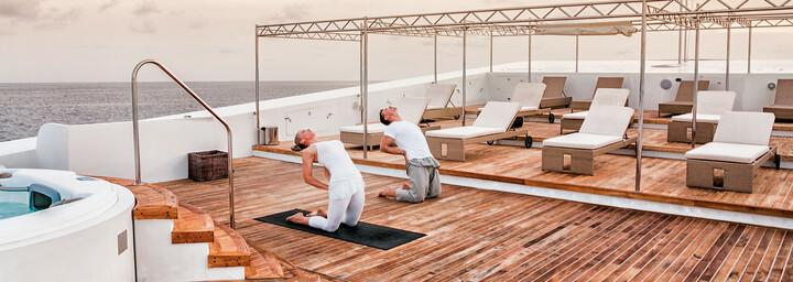Scubaspa YING & Scubaspa YANG - Yoga