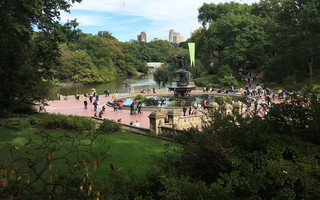 Central Park in New York - New York Reisebericht