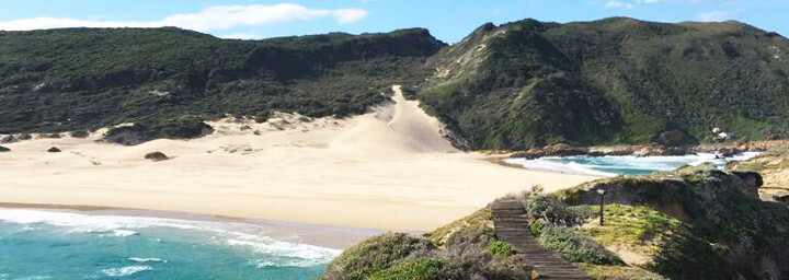 Plettenberg Bay Nationalpark in Südafrika