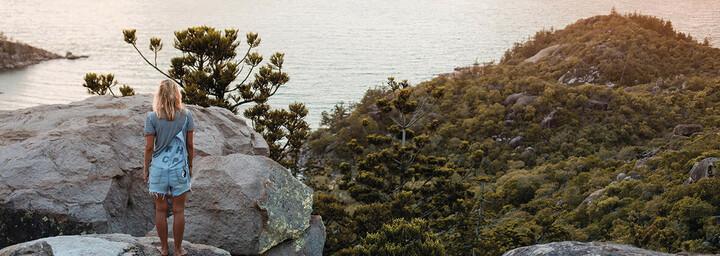 Ausblick auf Magnetic Island