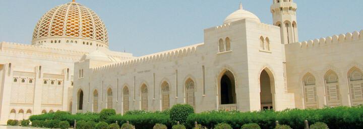 Große Moschee in Muscat