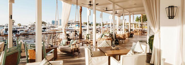 Restaurant des Park Hyatt Dubai