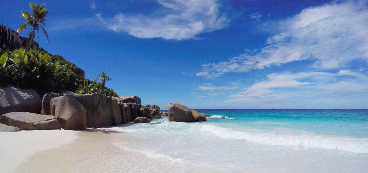 Reisebericht Seychellen - Strand auf Grand Soeur