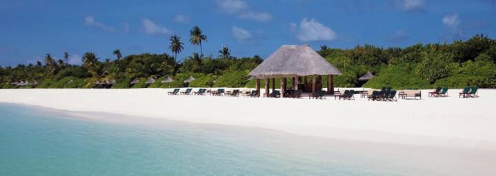 Coco Palm Dhuni Kolhu - Strand Bar Malediven