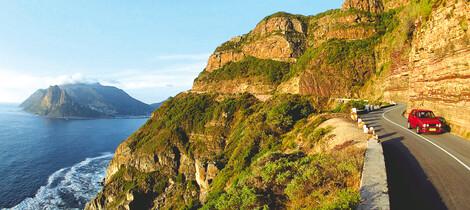 Chapman's Peak Drive - Panoramastraße Südafrika