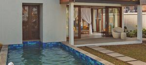 Luxuriöse Boutique-Villa auf Lombok