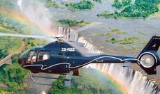 Helikopter-Rundflug Viktoriafälle
