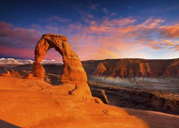 Arches Nationalpark im US-Bundesstaat Utah