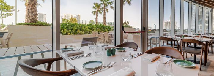 FIVE Jumeirah Village Dubai Restaurant