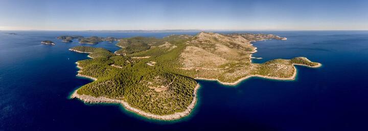 Lastovo - Kroatische Insel in der Adria