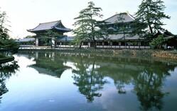 Todai-Ji Tempel in Nara