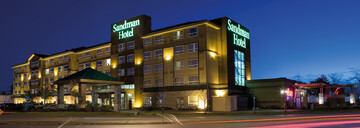 Sandman Hotel & Suites Vancouver Airport