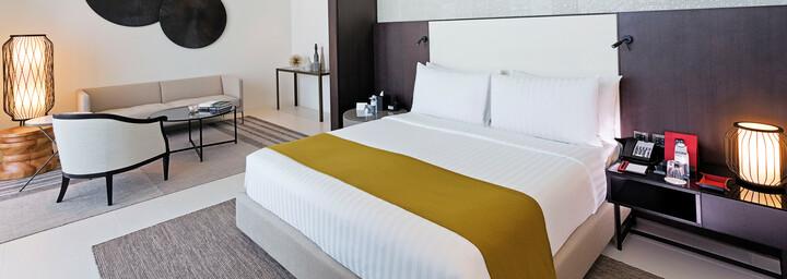 The Oberoi Beach Resort - Premier-Suite-Beispiel
