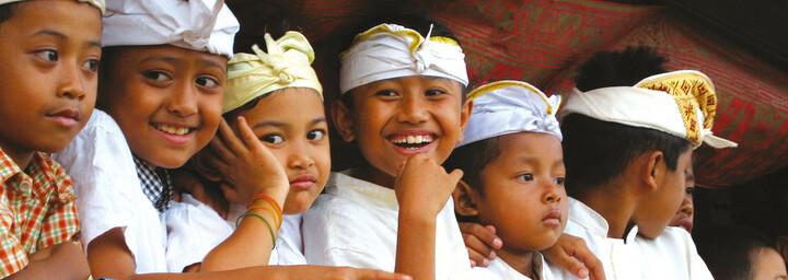Indonesische Kinder
