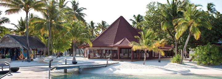 Diamonds Athuruga Maldives Steg
