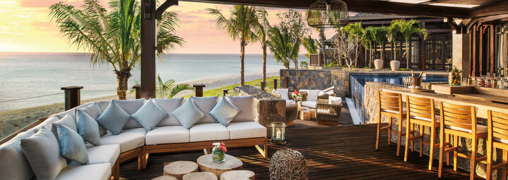 The St. Regis Mauritius Resort - Bar