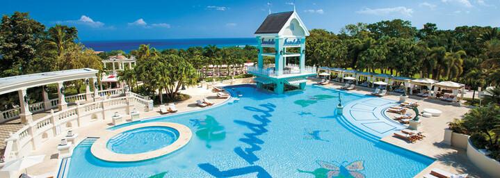 Sandals Ochi Beach Club Pool