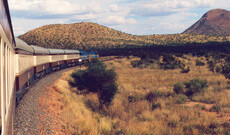 Shongololo Express - Southern Cross Adventure
