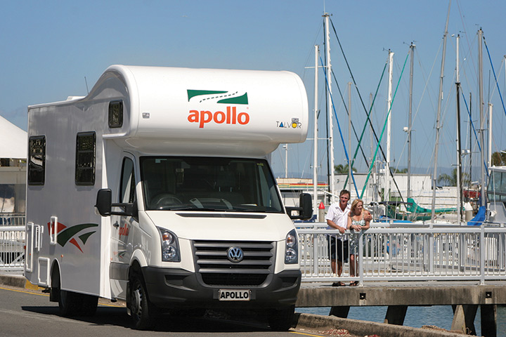 Außenansicht Apollo Euro Star