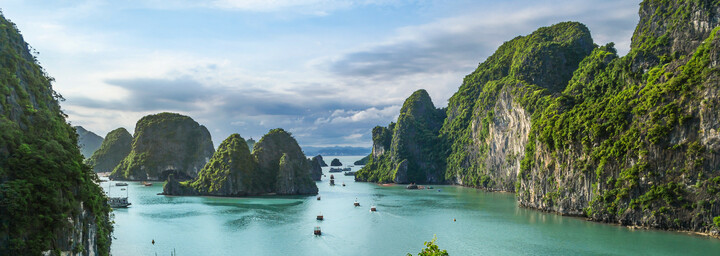 Vietnam Reisebericht - Halong Bay