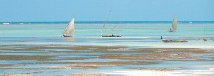 Kiwenga Beach, Sansibar