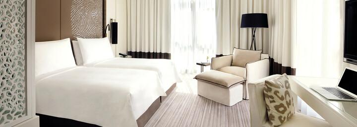 Beispiel Deluxe-Zimmer Vida Downtown Dubai