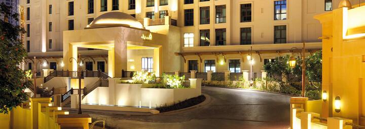 Außenansicht Vida Downtown Dubai