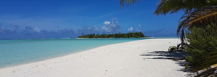Cook Inseln Reisebericht - Aitutaki Lagoon Cruise
