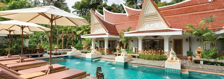 Pool Santhiya Tree Koh Chang Resort